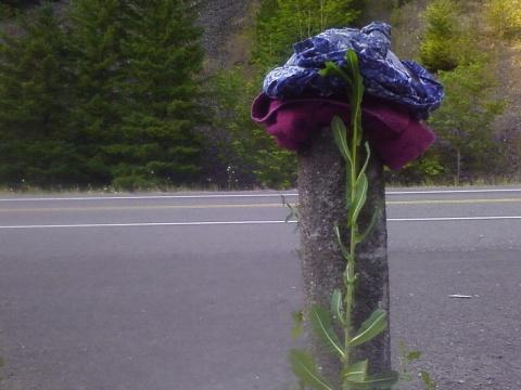 towel totem